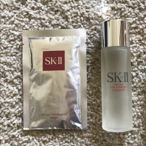SK-II Facial Treatment Mask & Full Facial Essence